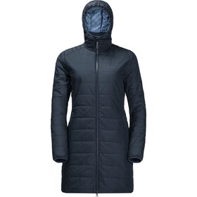 Jack Wolfskin Maryland Jas Dames, midnight blue